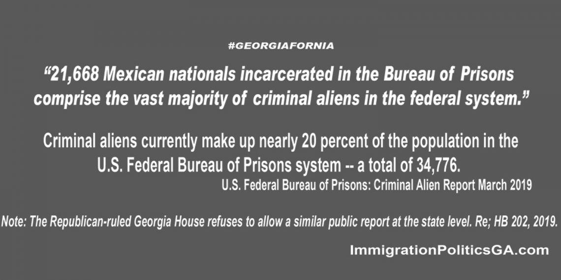 Prisons illegals