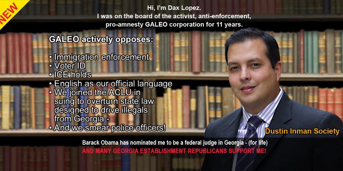 Dax Lopez GALEO