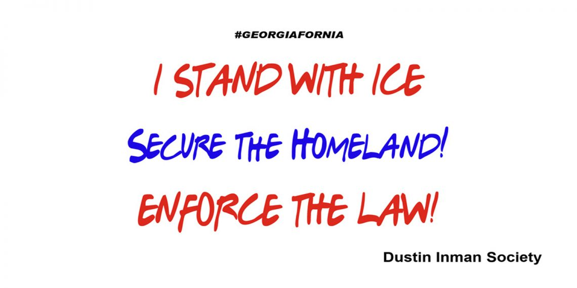 I stand with ICE