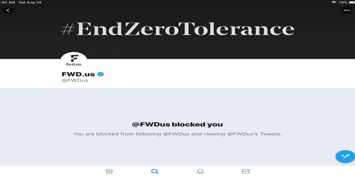 zero tolerance   FWDus
