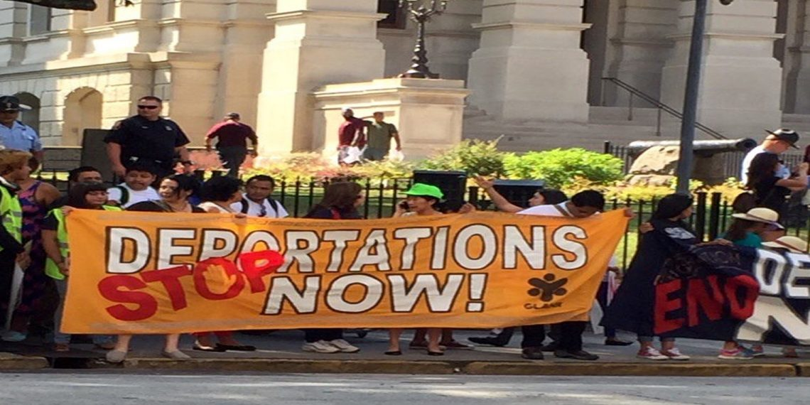 END Deportations now