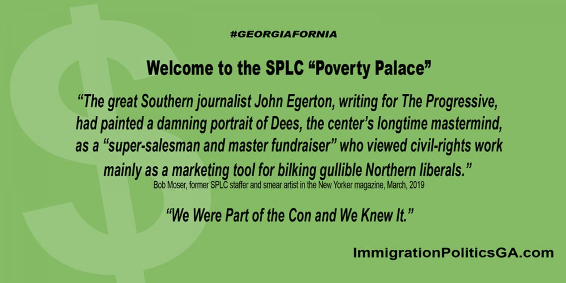 Green SPLC poverty palace