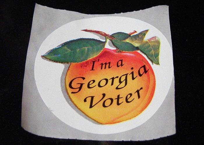 I'm a GA voter