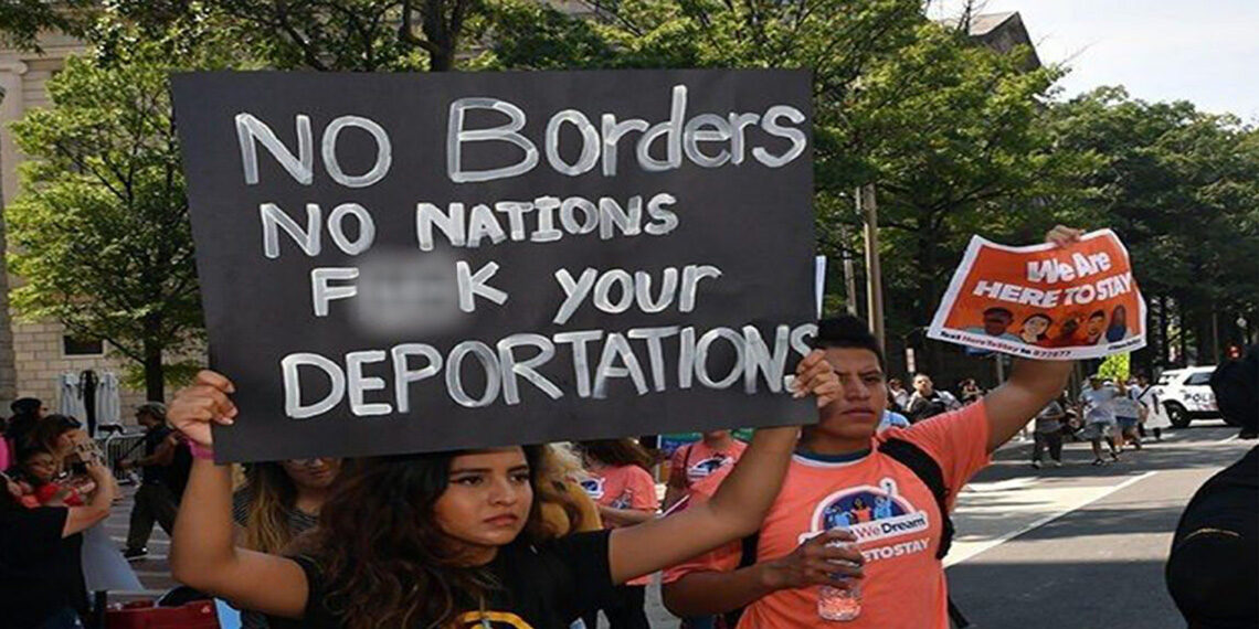 no borders no nations F your deportations
