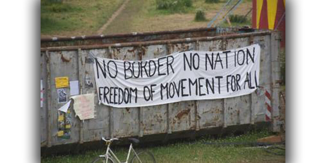 no borders free movement