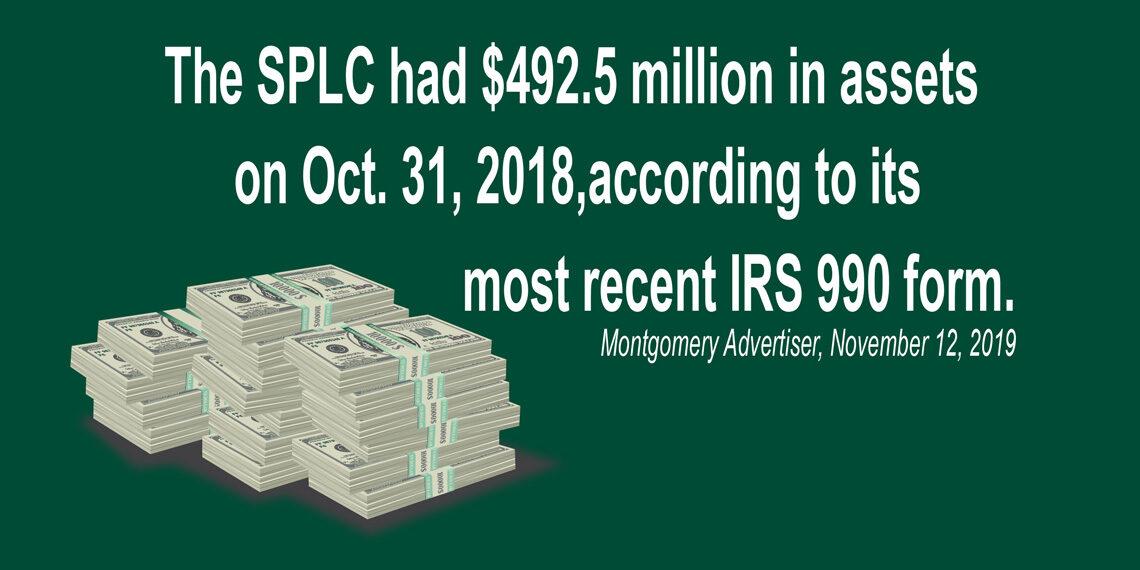 SPLC $492 million