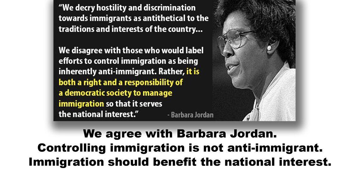 Barbara Jordan new