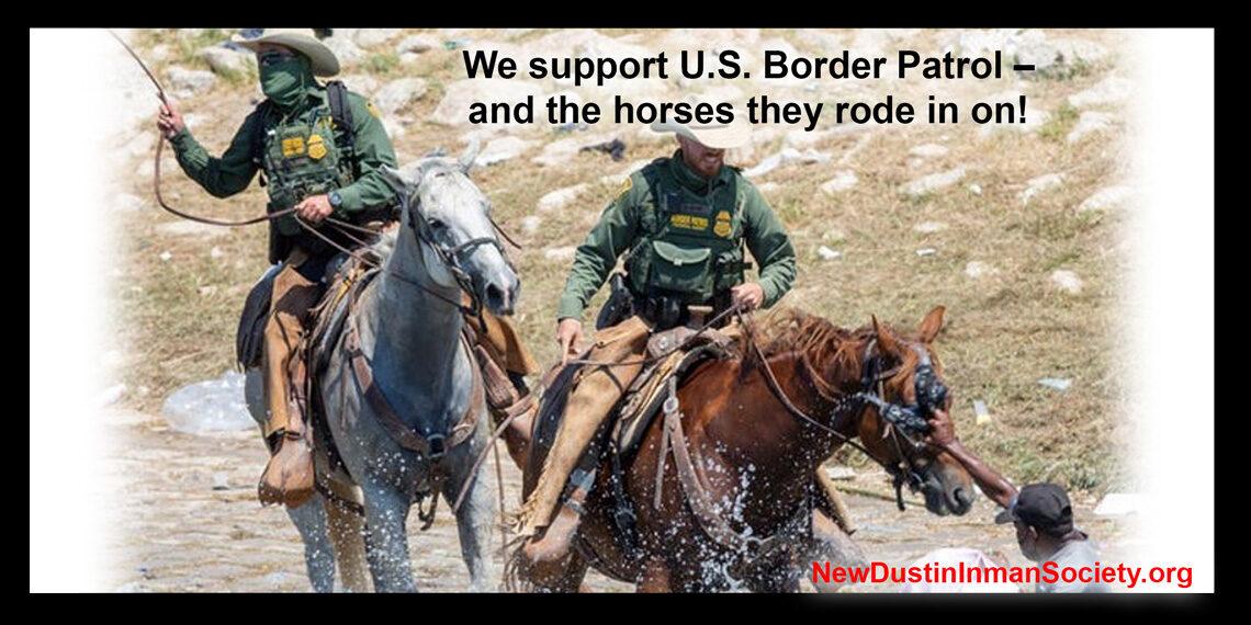 Border Patrol support